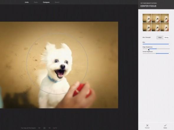 Google+'tan Photoshop'a Gerek Bırakmayan Fotoğraf Düzenleme Aracı