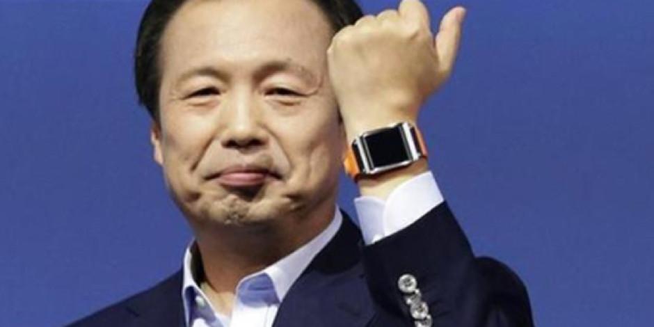 Samsung Merakla Beklenen Akıllı Saati Galaxy Gear'ı Tanıttı