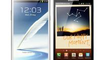 Samsung Galaxy Note Serisi 40 Milyondan Fazla Sattı