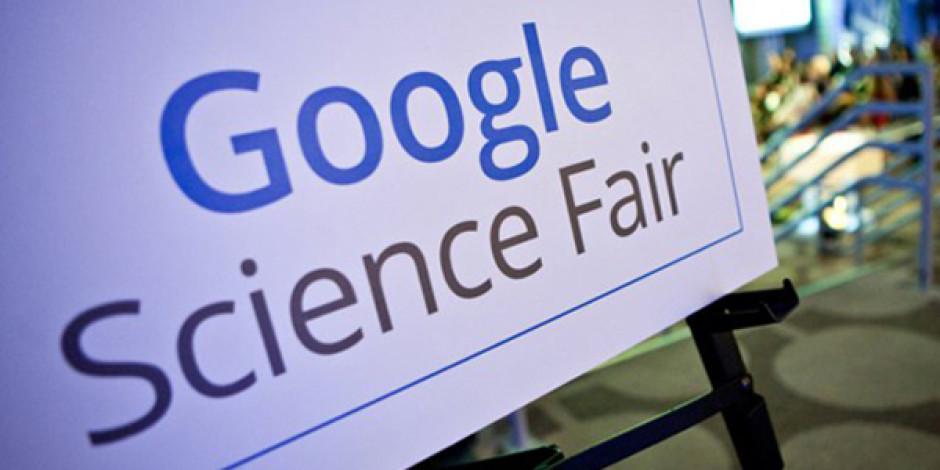 Elif Bilgin, Google Bilim Fuarı'nda Birinci Oldu