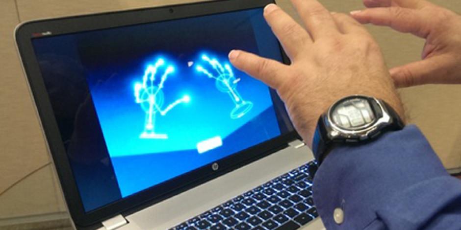 3 Boyutlu Kontrol Özelliğine Sahip İlk Dizüstü HP'den: Envy 17 Leap Motion