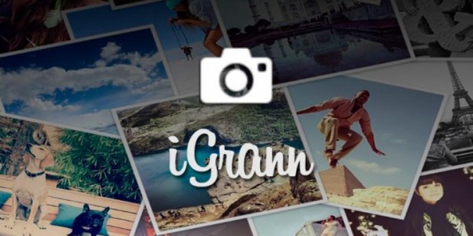 BlackBerry İçin Instagram Geliyor: iGrann