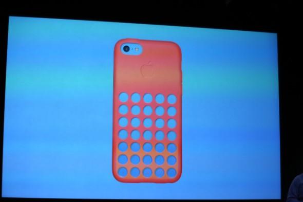 iPhone 5C kapak