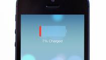 iOS 7'de Pil Performansını Artırmanın Yolları