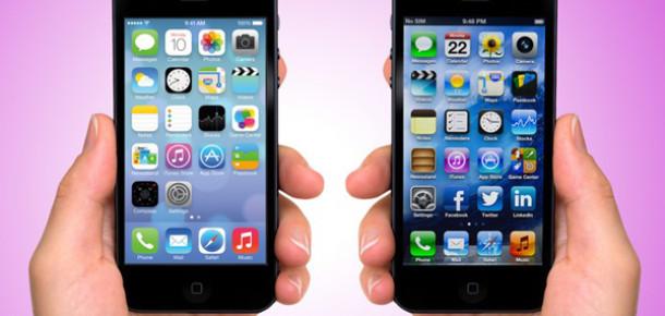Apple Cihaz Sahiplerinin Üçte Biri İlk 24 Saatte iOS 7'ye Geçti