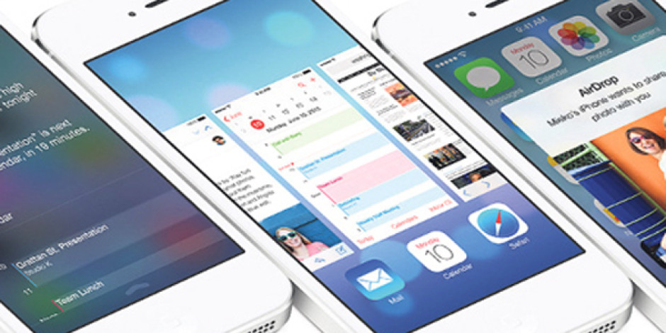 iOS 7 Yayınlandı