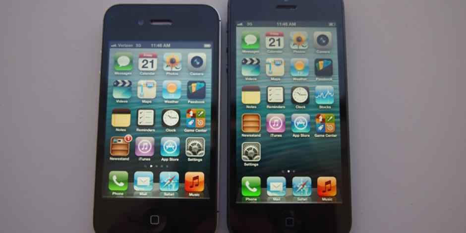 Apple, iPhone 4S ve iPhone 5'in Üretimini Durduruyor