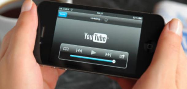 YouTube, Mobil İçin Çevrimdışı Video Özelliğini Duyurdu