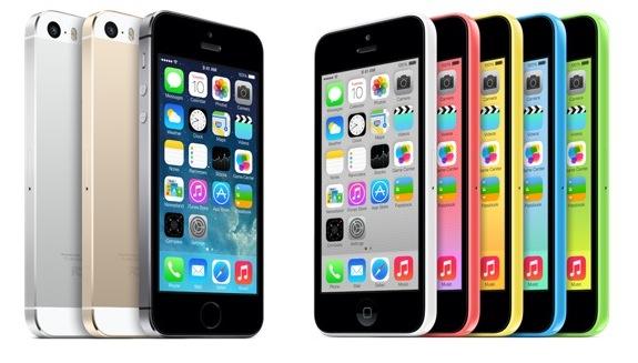 iPhone 5 vs 5c