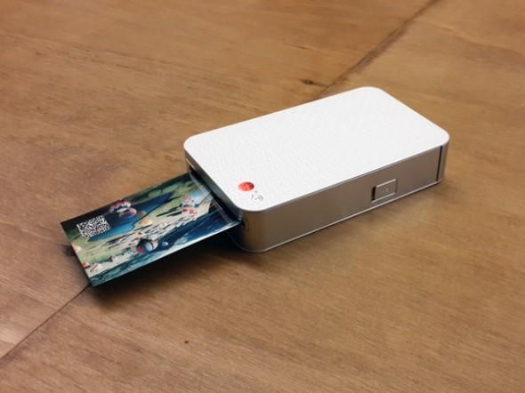 Cepte Taşınabilen Mobil Fotoğraf Yazıcısı: LG Pocket Photo [İnceleme]