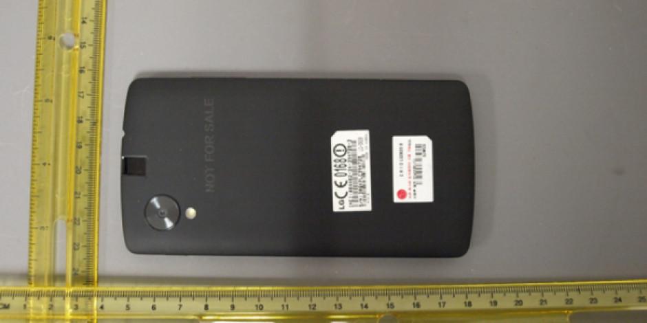 Nexus 5'e Ait Yeni Görüntüler İnternete Sızdı