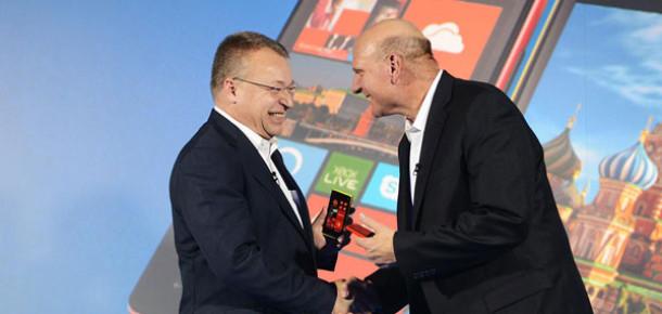 Microsoft, 2018'e Kadar Windows Phone'un Pazar Payını Üçe Katlamayı Hedefliyor