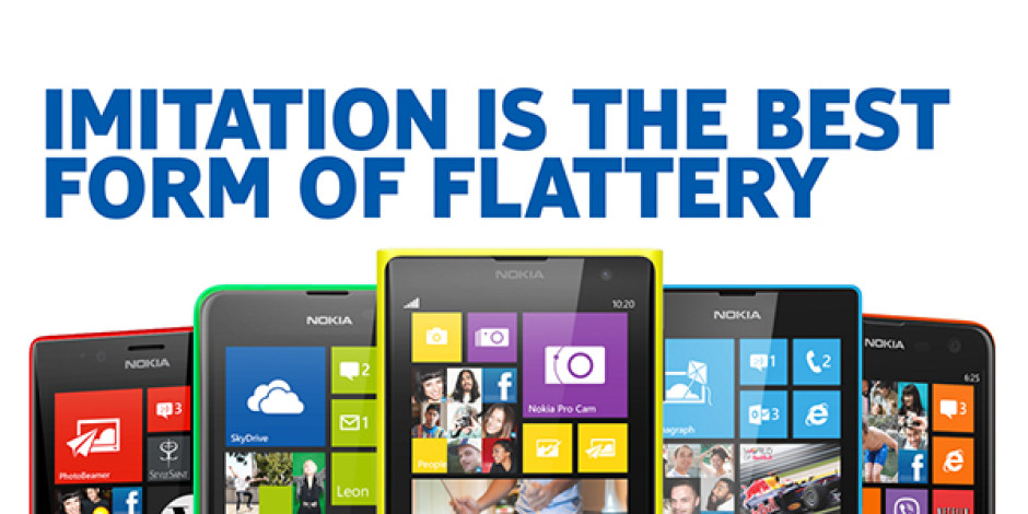 Nokia'nın iPhone 5C Göndermesi Retweet Rekoru Kırdı