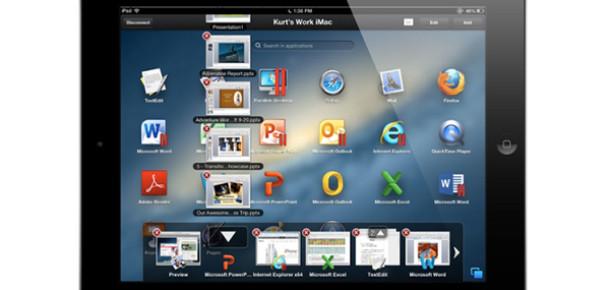 Parallels Access İle Windows ve Mac Uygulamalarını iPad'inizde Çalıştırın!