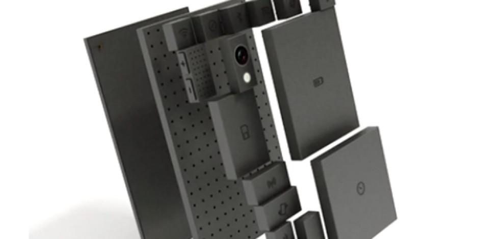 Tüm Parçaları Değiştirilebilen Modüler Akıllı Telefon: Phoneblocks