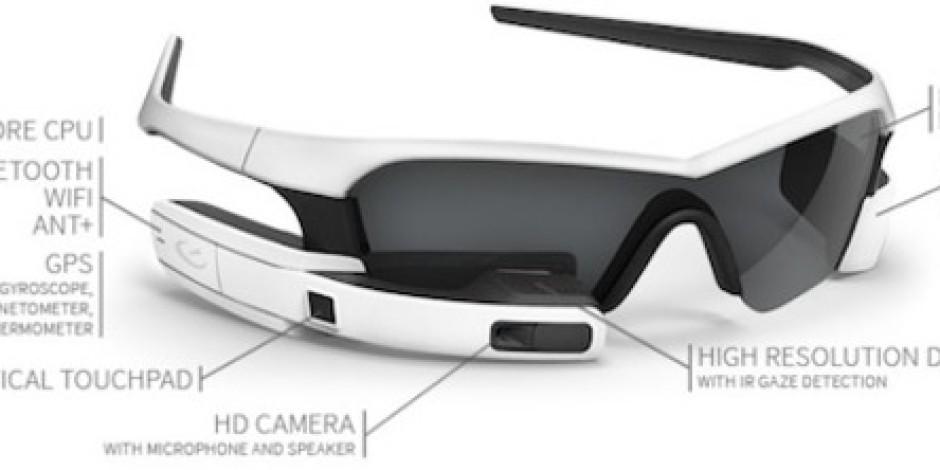 """Intel, """"Recon Jet"""" İle Google Glass'a Rakip Oluyor"""