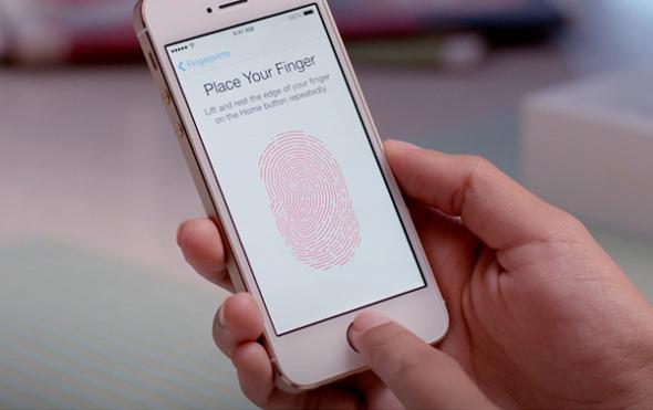 iPhone 5S Parmak İzi Okuyucu