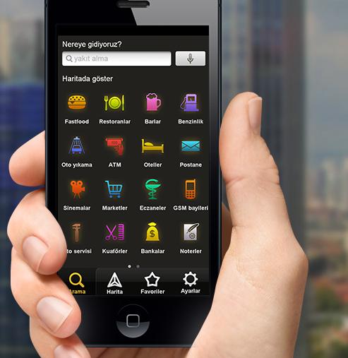 Ücretsiz Yandex.Navigasyon