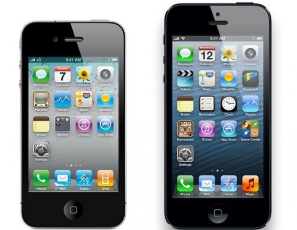 İphone 5 vs iPhone 4s