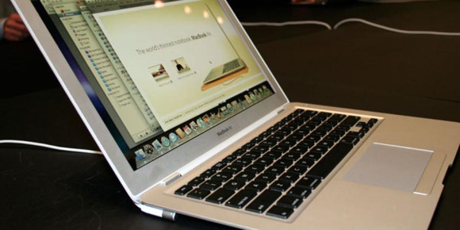 Apple, 2012 Model Macbook Air'leri SSD Hatası Nedeniyle Geri Çağırıyor