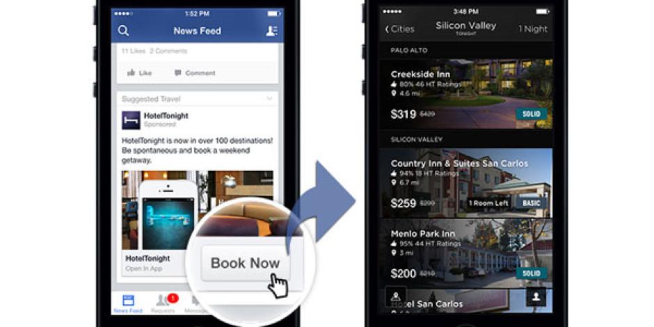 Facebook, Mobil Reklamlarda Tıklamaları Artıracak Yeni Özelliğini Tanıttı