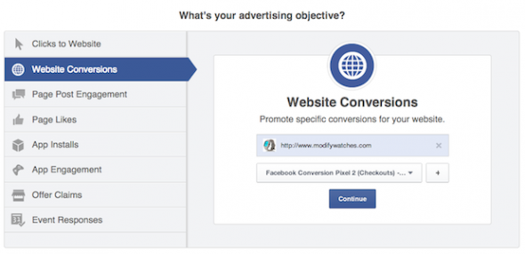 Facebook Hedef Odaklı Reklamlar