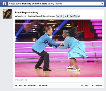 Facebook Sosyal Ağ Araması