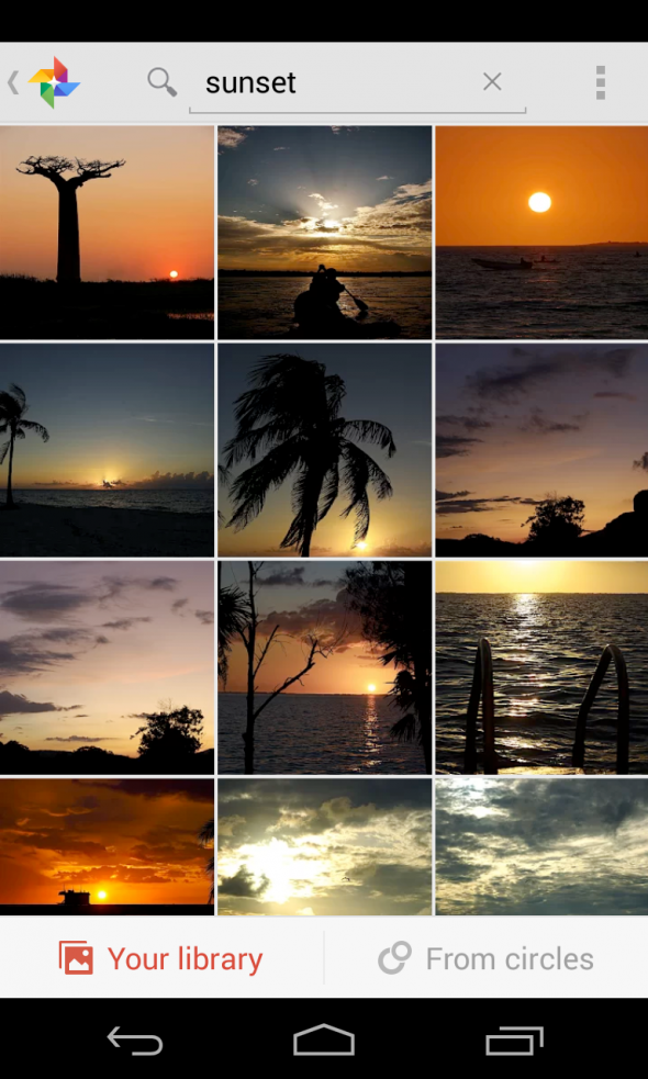 Google+ Görsel