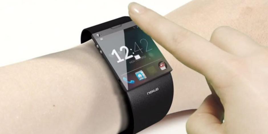 Google'ın Akıllı Saati Seri Üretime Hazır