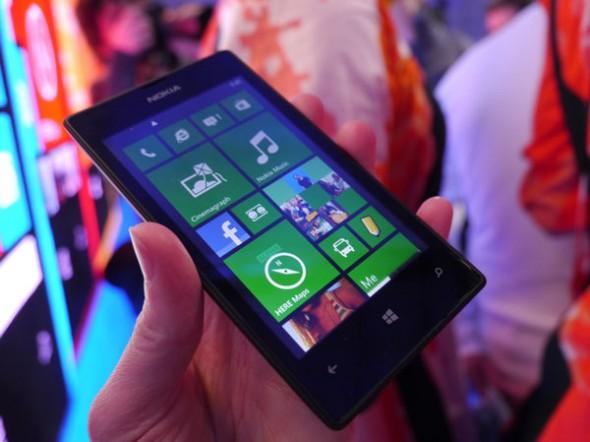 Windows Phone Avrupa Pazarında Çift Haneli Rakamlara Çok Yakın