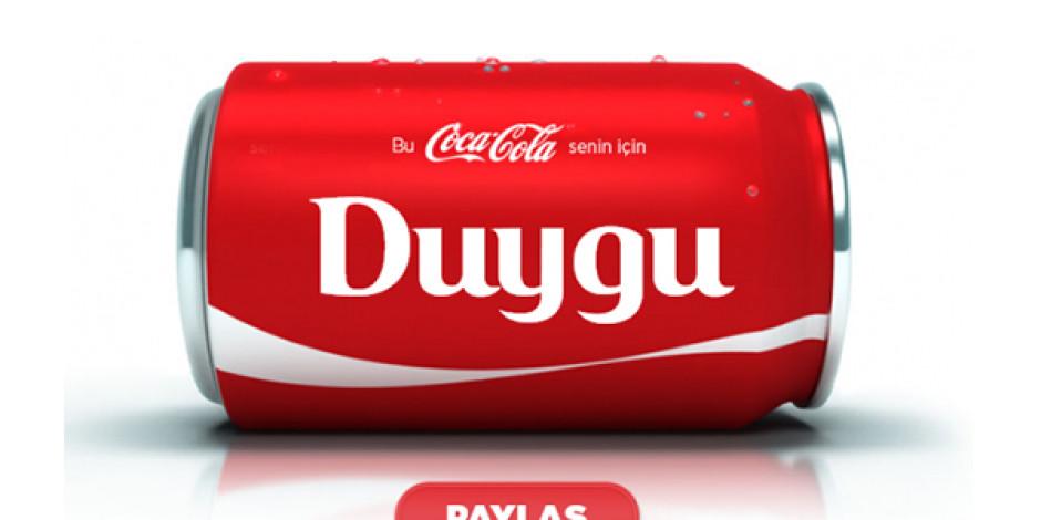 Coca Cola'nın Yeni Facebook Uygulaması İle Özel Kola Kutuları Tasarlayın