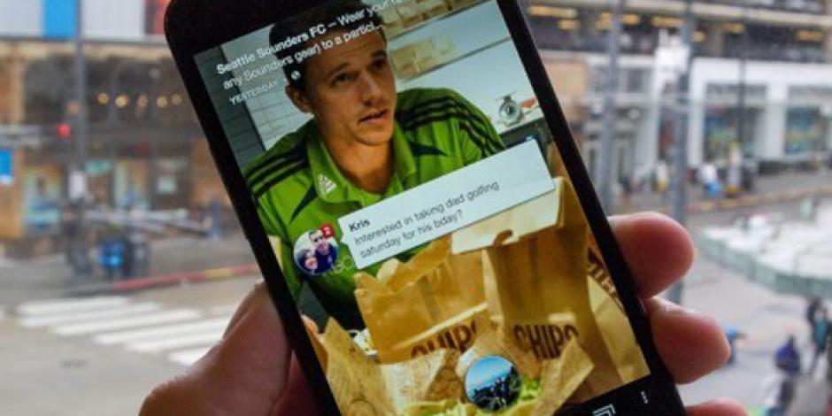 Facebook'tan Home Uygulamasında Sosyal Ağ Açılımı