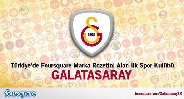 Galatasaray Foursquare