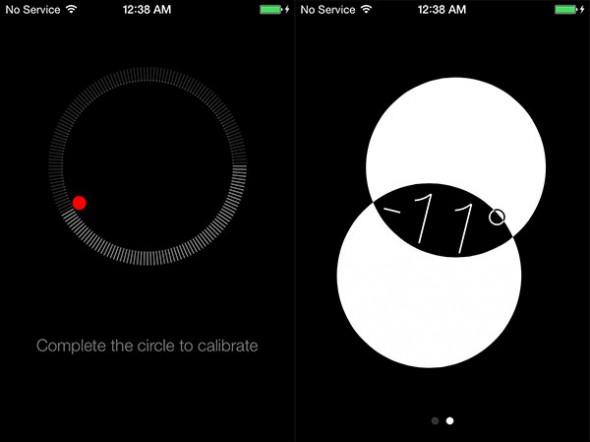iOS 7 Pusula