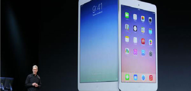 Apple Yeni Nesil Tabletleri iPad Air ve iPad mini 2'yi Tanıttı!