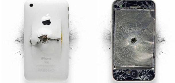 Parçalanan Apple Ürünleri Sanat Eserine Dönüşürse