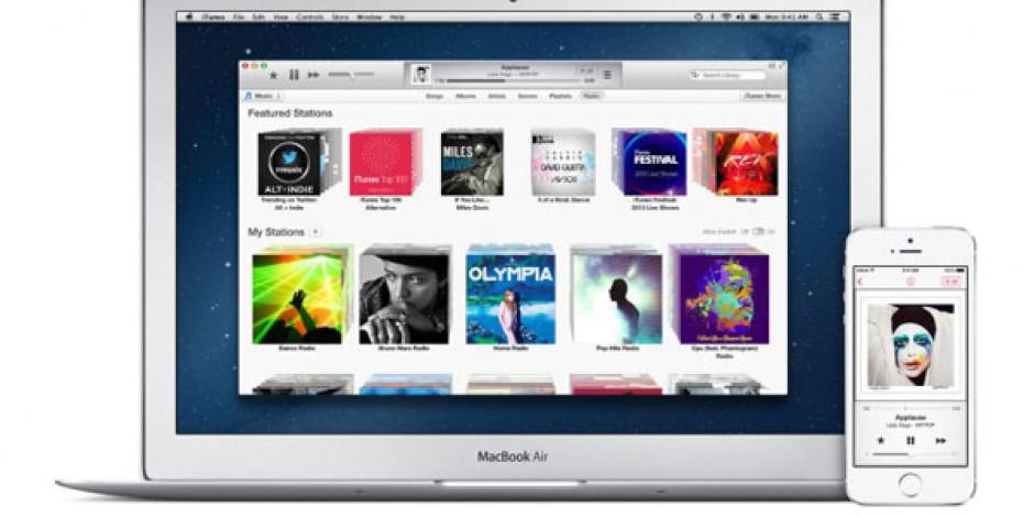 Türkiye'den iTunes Radio'ya Nasıl Erişirsiniz?