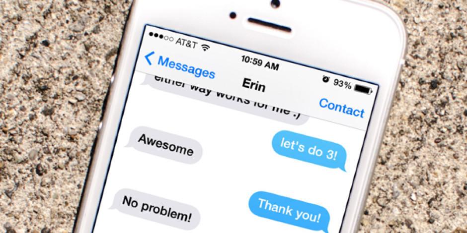 Apple iOS 7'deki iMessage Sorununu iOS 7.0.3 Güncellemesiyle Çözecek