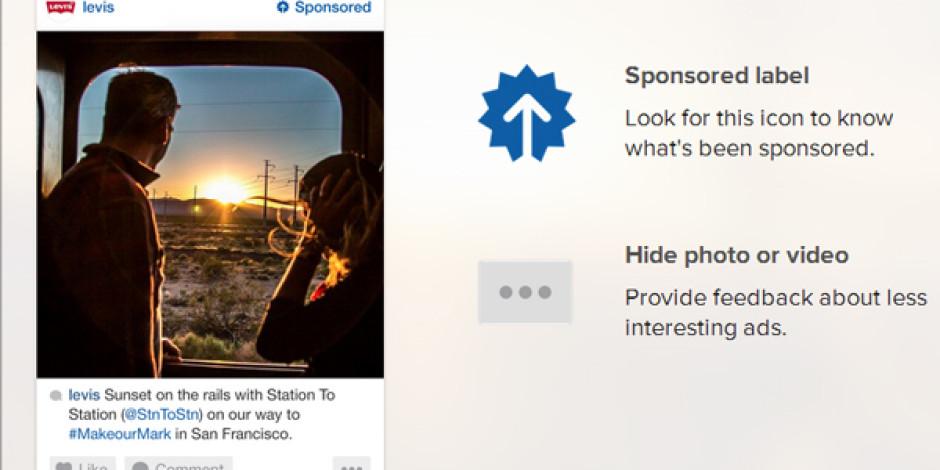 Instagram Reklam Özelliklerine Ait İlk Görüntüleri Yayınladı