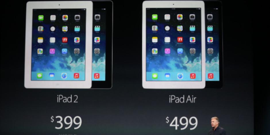 iPad Air Rakiplerinden Ne Kadar İyi? [Karşılaştırma]