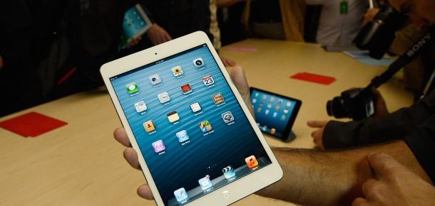 Retina Ekranlı iPad mini 2 Sınırlı Sayıda Üretilecek