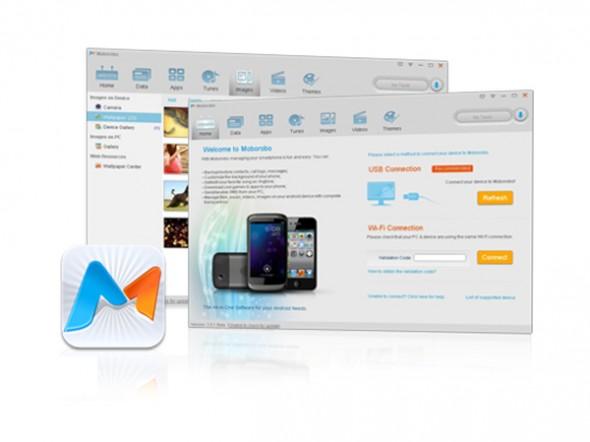 Moborobo Programıyla Bilgisayardan Android Telefon Yönetimi