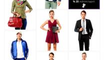 MasterCard E-Fest'te Morhipo'dan Tek Tıkla Kombin Satın Alma Fırsatı