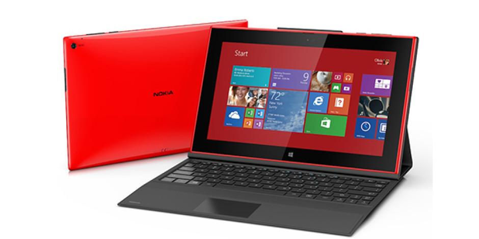 Nokia Tablet Pazarına İlk Adımı Lumia 2520 İle Attı