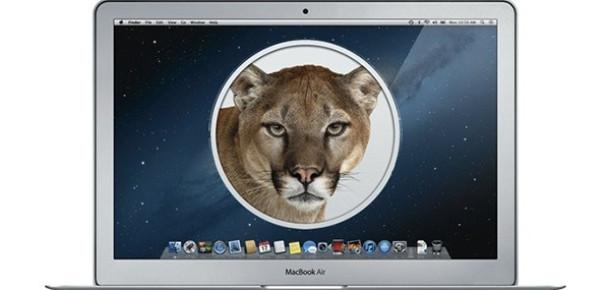 Apple OS X Mountain Lion ve Lion Sürümlerinde İndirime Gitti