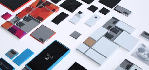 Motorola'dan Modüler Akıllı Telefon: Project Ara