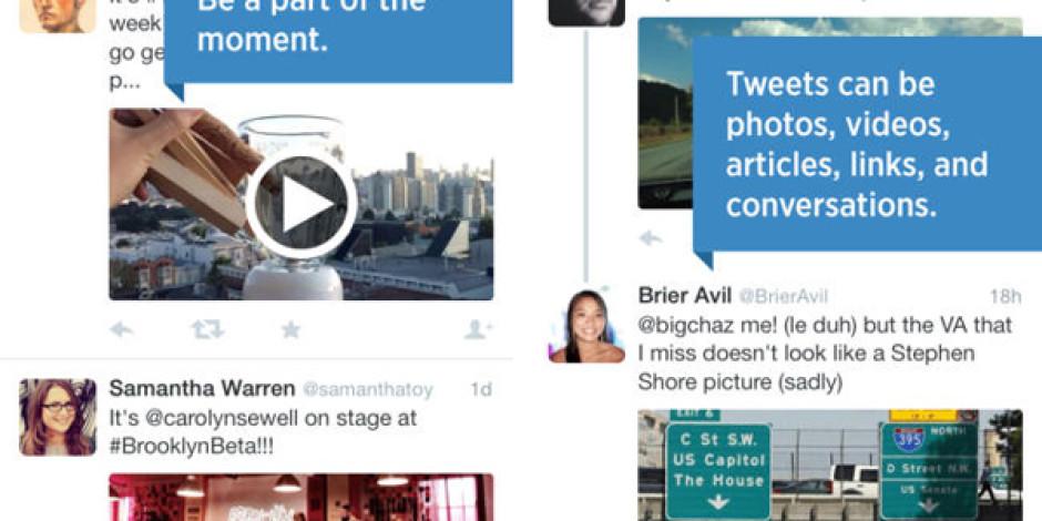 Twitter, Tweet Akışında Fotoğraf Önizleme Özelliğini Kullanıma Sundu