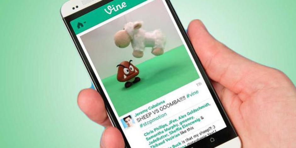 Vine'a Video Kaydetme ve Taslakta Düzenleme Yapma Özelliği Geldi