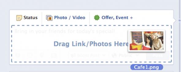 Facebook Çoğul Görsel Paylaşma