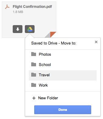 Google Drive'a Kaydet